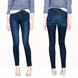 J. Crew Point Sur Hightower Skinny Drifter Sz 27